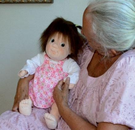 Terapia della bambola