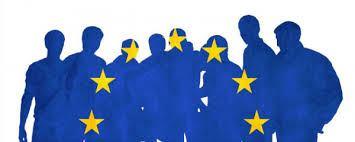 viaggiano in Europa